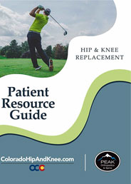 Patient Information Booklet for Joint Replacement